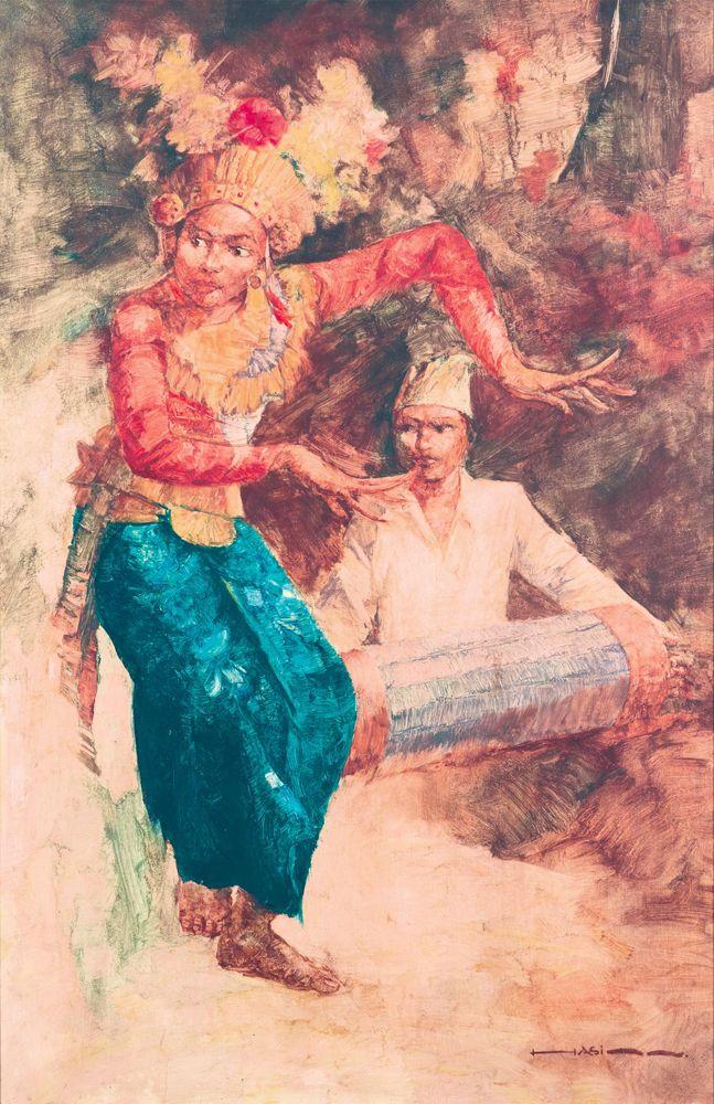 Hasim - balinese dancer