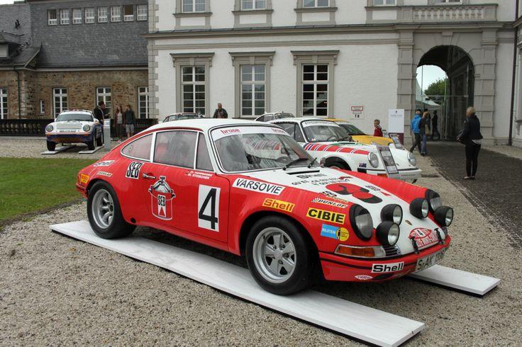 1972 Porsche 911 S Rallye Monte Carlo