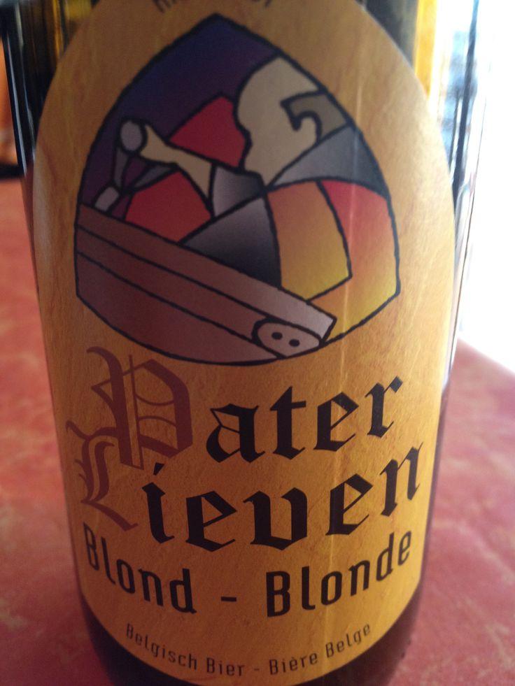 Pater Lieven Blond  Brewed by Van Den Bossche Style: Belgian Ale St. Lievens-Esse/Herzele, Belgium