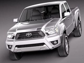 2015 Toyota Tacoma Changes and Release Date
