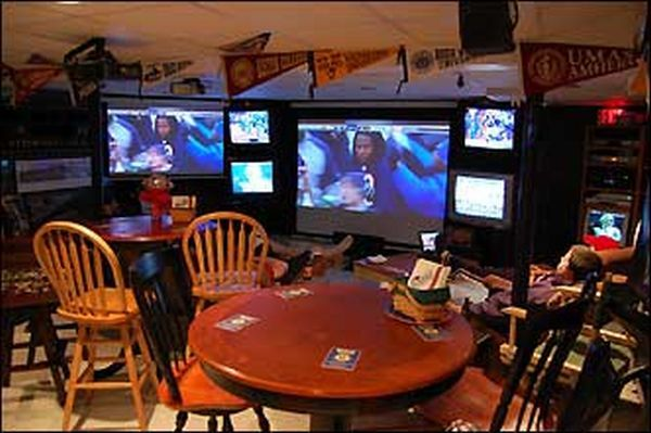 man caves | Man Caves. The best of )