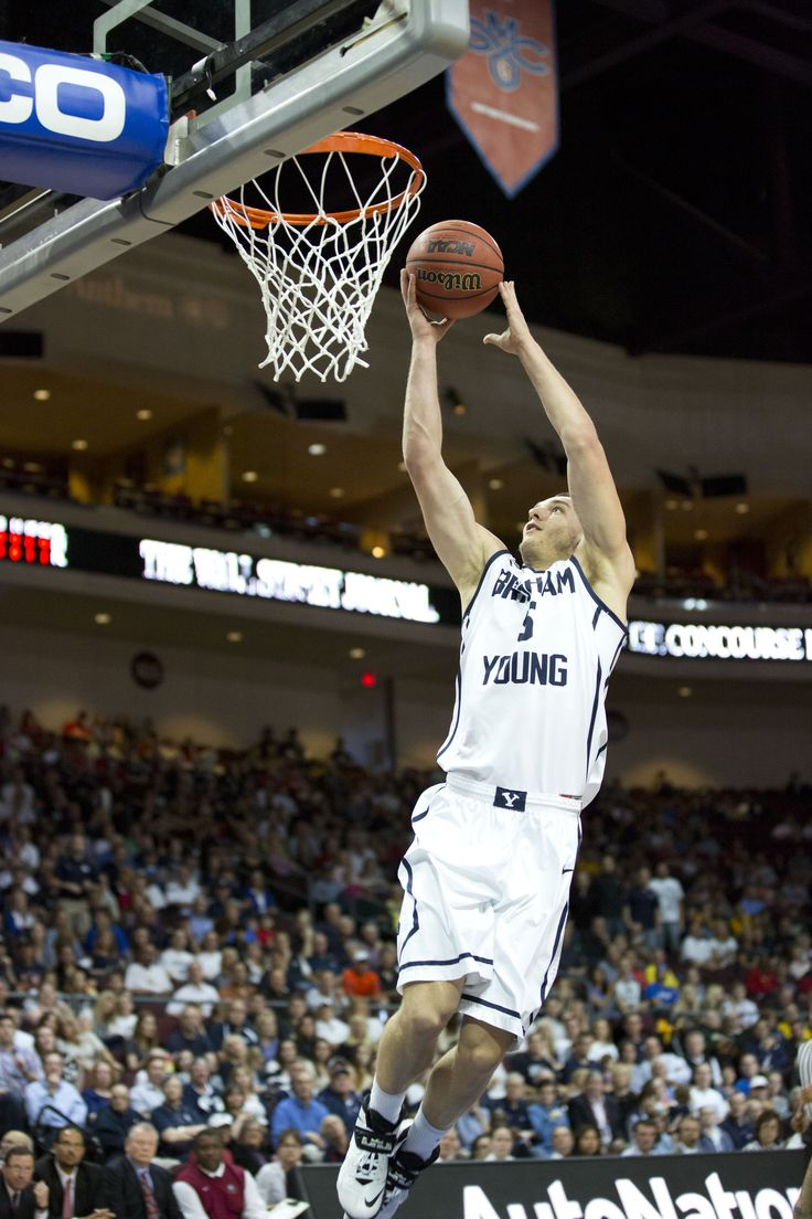 BYU basketball comes up short against No. 8 Gonzaga, despite Collinsworth's triple-double.