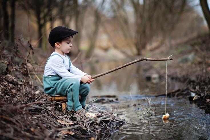 1X - Fisherman by Tatyana Tomsickova