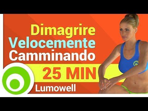 Ridurre il Girovita: Esercizi per Dimagrire Pancia e Maniglie dell'Amore - YouTube