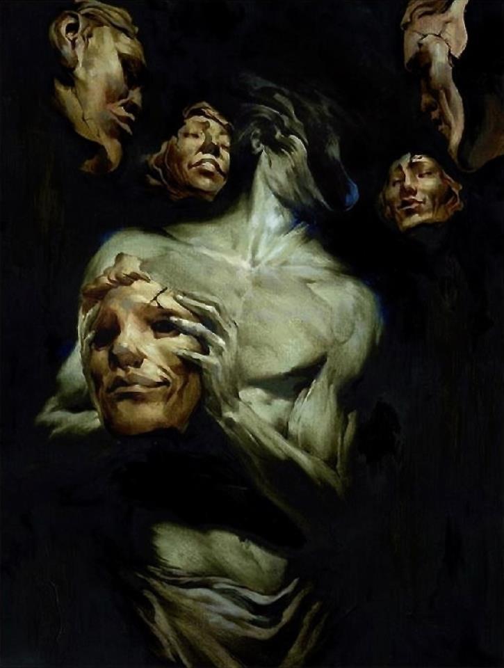 677777777777777777Breath Art, Fantasy Art, Favorite Art, Darck Art, Dark Rise, Amazing Painting, Tales Reference, Mikael Bourgouin, Fairies Tales
