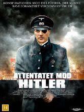 """Attentatet mod Hitler - Attentatet mod Hitler er den sande historie om den hemmelige konspiration mod Der Führer, af teamet der lavede """"Der Untergang"""". Nogle af Hitlers nærmeste mænd ville se ham død, og Greve Claus von Stauffenberg påtog sig den livsfarlige opgave at smugle en bombe ind i ulvehulen; Hitlers private bunker. I løbet af nogle kritiske timer gennemførte de sammensvorne et statskup for at overtage magten i Det Tredje Rige og gøre en ende på en ødelæggende verdenskrig. De vidste…"""