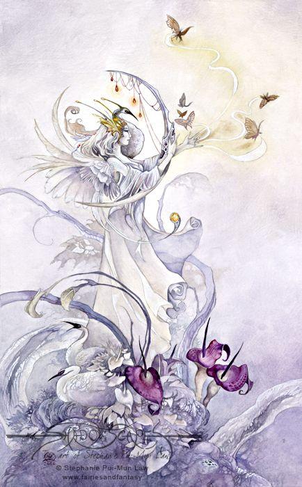 Art Print - 13 of Swords by Stephanie Pui-Mun Law