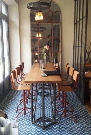 Płytki cementowe Articima nr 238 - restauracja
