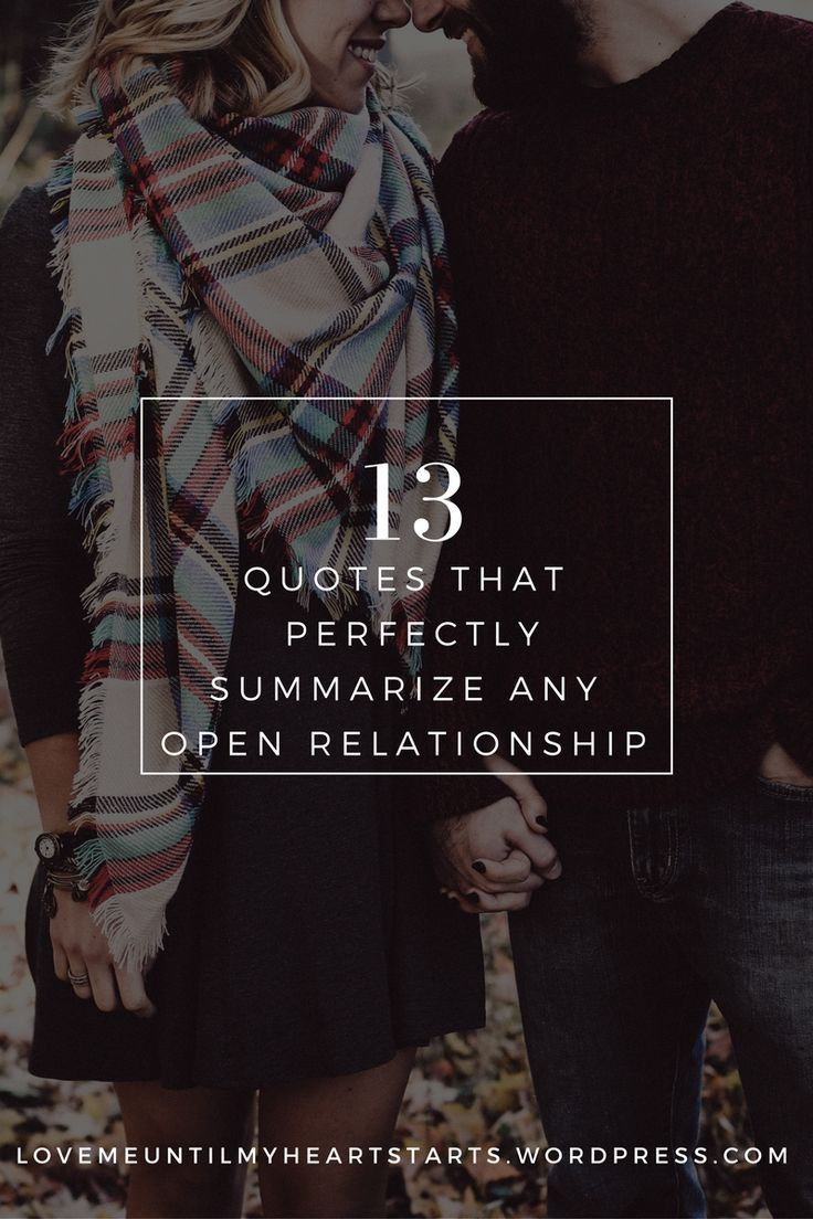Open Relationship