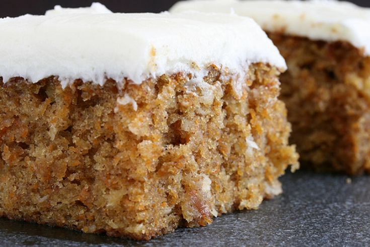 Κάροτ Κέικ (carrot cake) - gourmed.gr