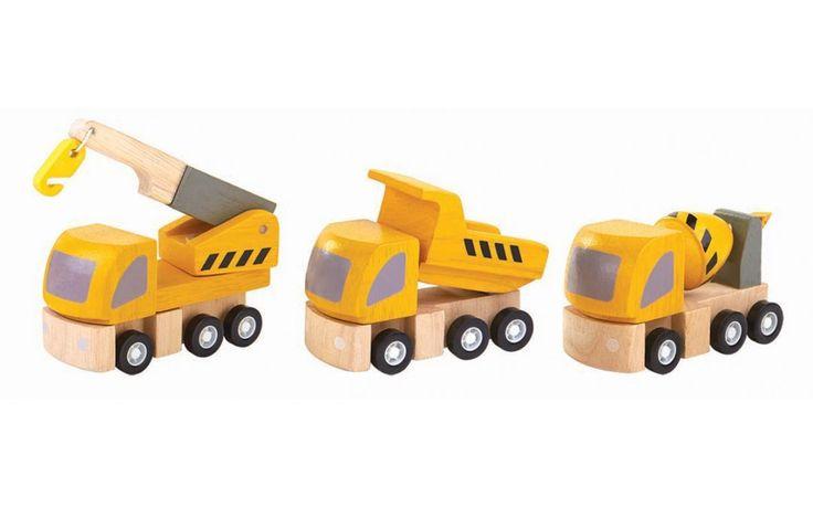 Plan Toys - Highway Maintenance