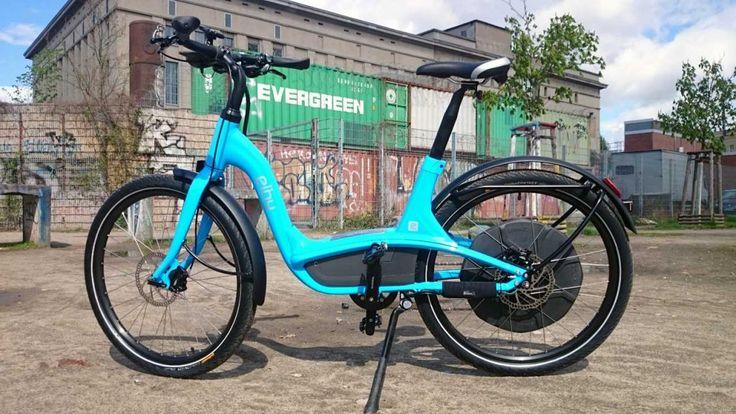 Das Elby Bike mit BionX Hinterrad-Antrieb ▷ Das innovative Elby Ebike ist ein Trekkingrad mit geräuschlosem BionX Heckmotor & starkem Akku ✓