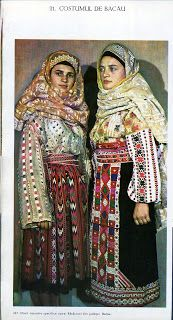 Romanian Folk Dress