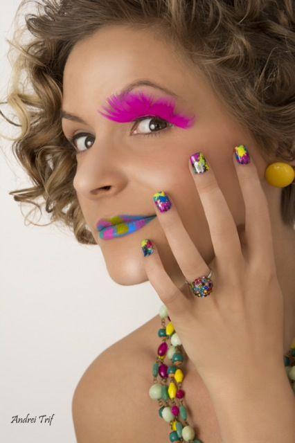minx nails cluj napoca unghii colorate