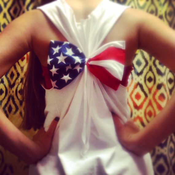 fourth of july shirt diy