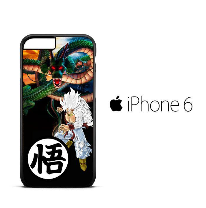 Son Goku super saiyan 10 C0331 iPhone 6 | 6S Case