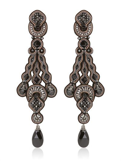 DORI CSENGERI - MADISON EARRINGS - LUISAVIAROMA - LUXURY SHOPPING WORLDWIDE SHIPPING - FLORENCE