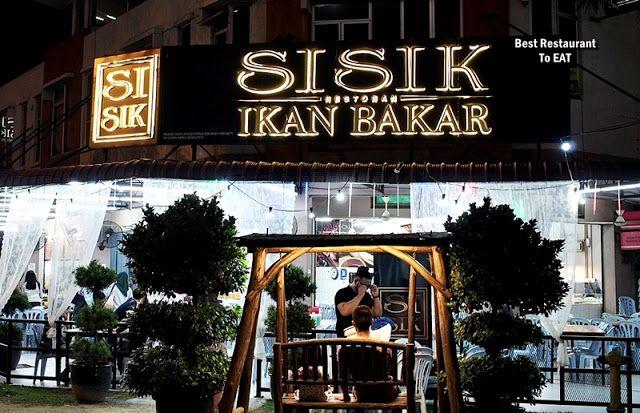 Restoran Sisik Ikan Bakar Klang 019 252 1330 Bandar Botanic Malaysian Food Cooking Seafood Best Street Food