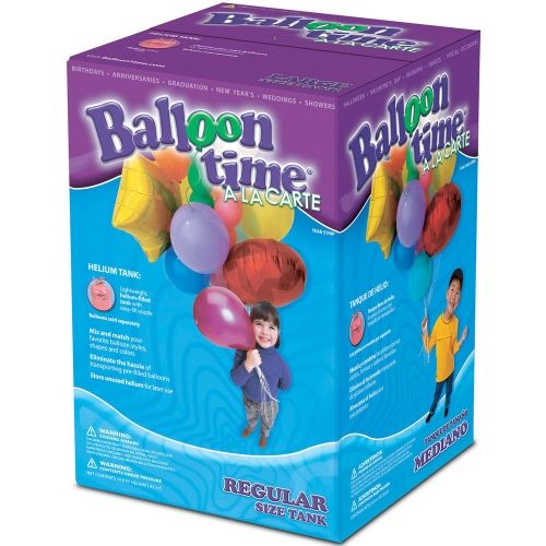 Balloon Time Helium Cylinder
