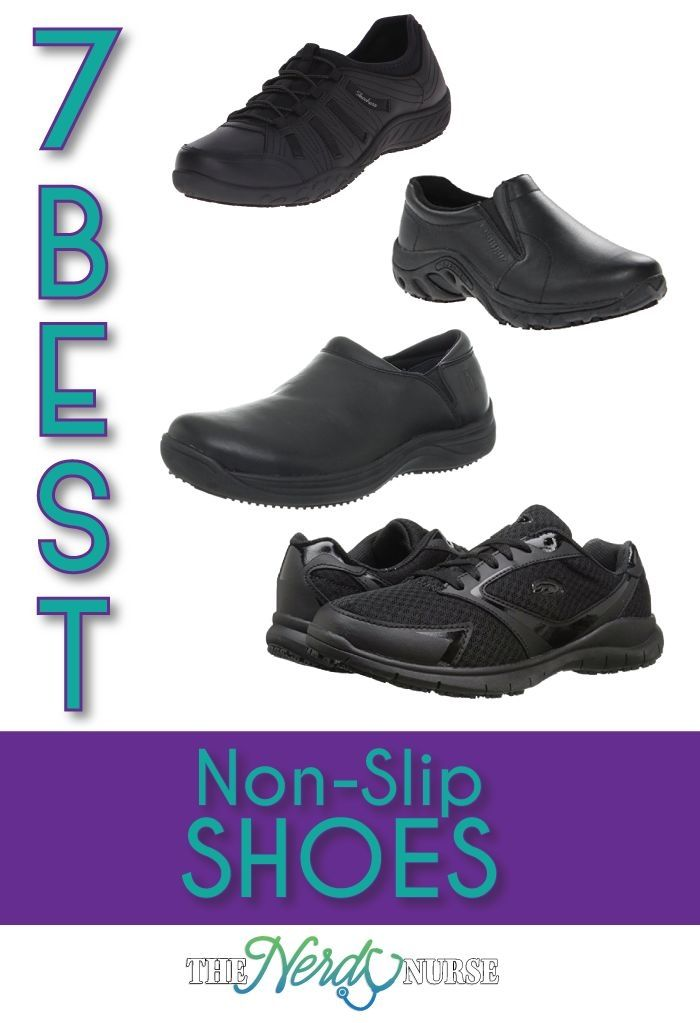 best non slip shoes