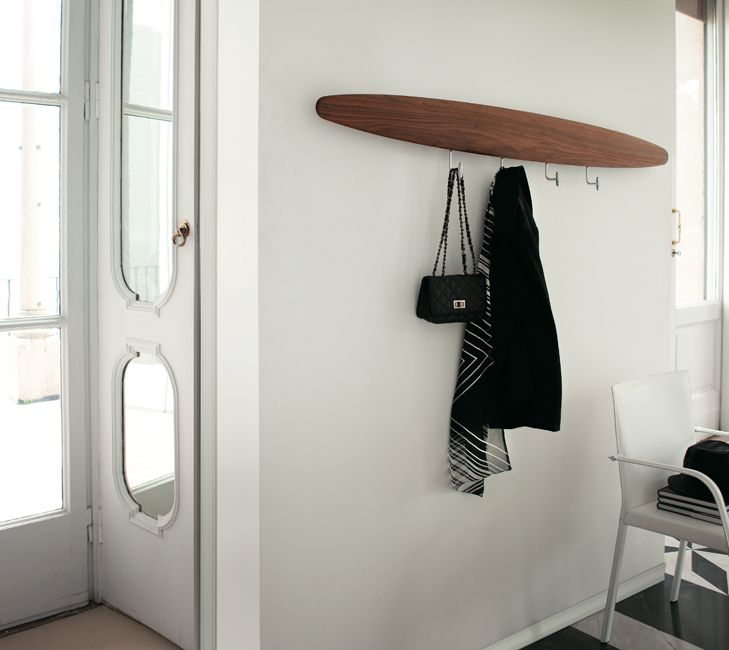 Willk Wall Hanger, Transitional Entry Design at Cassoni.com