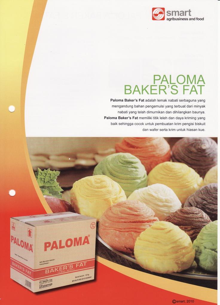 Paloma Bakers Fat