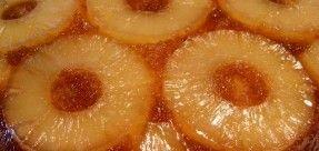 Cibo: Torta ananas rovesciata improvvisata e capovolta senza caramello - Prezzi e Sconti