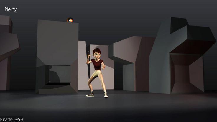 Mery Animation