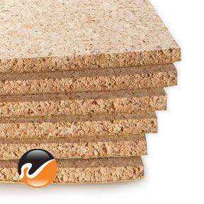 Cork Wall Tiles | WidgetCo®  great  for inside kitchen cupboards  for  recipes  etc