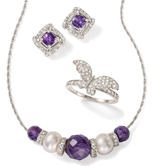43 best amethyst images on pinterest amethyst amethysts for Ross simons jewelry store