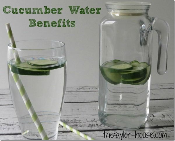 Curious about how infused waters can affect your health? Learn about the Health Benefits of Cucumber Water and why you should be drinking it!