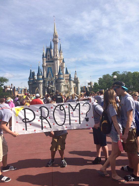 Disney promposal magic kingdom prom proposal cute: Prom Proposals Ideas, Promposal Disney, Disney Promposals, Hoco Prom Proposals, Prom Homecoming Proposals, Cute Prom Proposals, Hc Promposals, Prom Posal, Homecoming Prom Proposals
