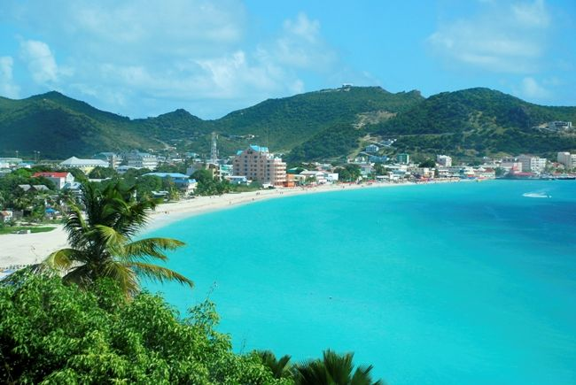 Orient Bay beach - St. Martin. Can't wait, less than two weeks. First time to St. Martin