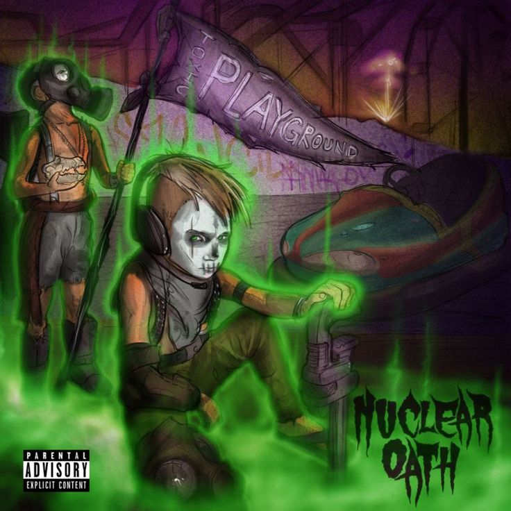 The Gauntlet Premiere NUCLEAR OATH 'Toxic Playground'; New Album Out June 9th   NUCLEAR OATHis a five-member groovy, heavy, sludgy, intense, and interactive metal wrecking crew from…