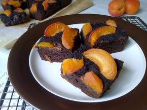 Avokádós brownie extra diétásan