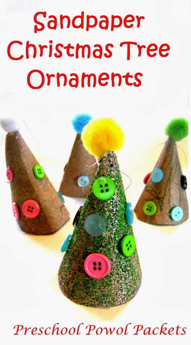 Christmas Tree Crafts Kindergarten : Free christmas preschool theme science crafts
