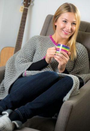 Gratis strikkeopskrifter | Strik til hende