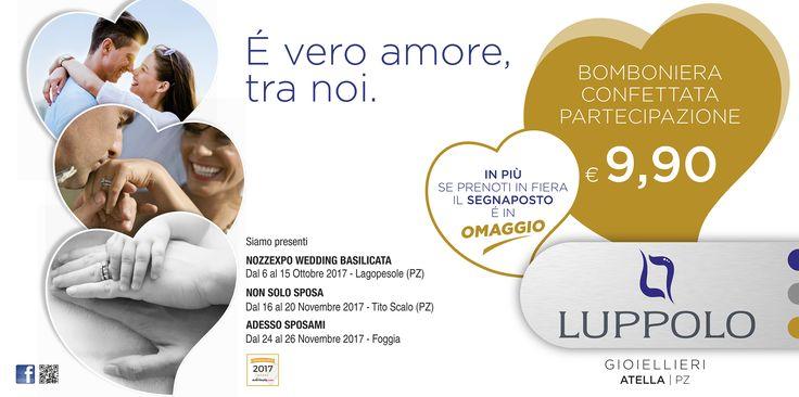 CLIENTE: Luppolo Gioiellieri LAVORO: Stampa Manifesti