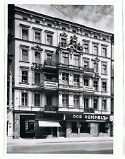 """BERLIN 1936 GESCHÄFT ROBERT REICHELT """"CROMETA LEDER-BEKLEIDUNG"""""""