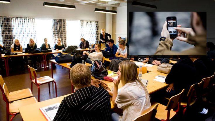 Danske unge føler sig for afhængig af mobilen | Beep
