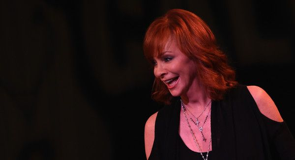 Reba McEntire Photos Photos - Reba peforms at the Musicians On Call Rock The Room Tour Kickoff Party at City Winery on October 21, 2015 in Nashville, Tennessee with the help of Reba, Martina McBride, Kelsea Ballerini and more to support its bedside tours for patients in hospitals. Learn more at www.musiciansoncall.org.? - Musicians on Call Launches Rock the Room Tour in Nashville