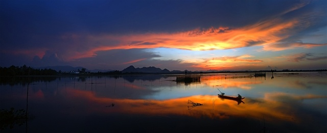 Phan Hien, Vietnam, Commended, Panoramic, Open Competition 2013