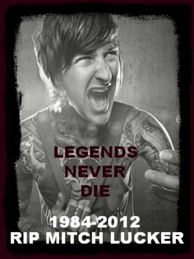 RIP Mitch Lucker by MeowLove on DeviantArt | Mitch Lucker ...