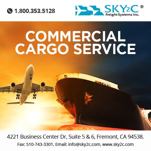 Ship your commercial cargo worldwide with our full range of international ocean freight services. With access to numerous major sea ports across the globe