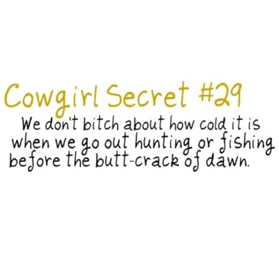cowgirl secrets <3
