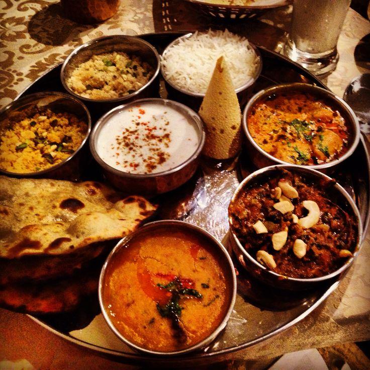 Jaipur- Rajasthani thali