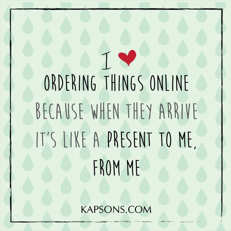 Treat yourself to some Retail Therapy... #Kapsons #ShoppingQuotes #ShopAtKapsons