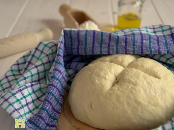 Pizza con Lievito Madre - Chez Bibia