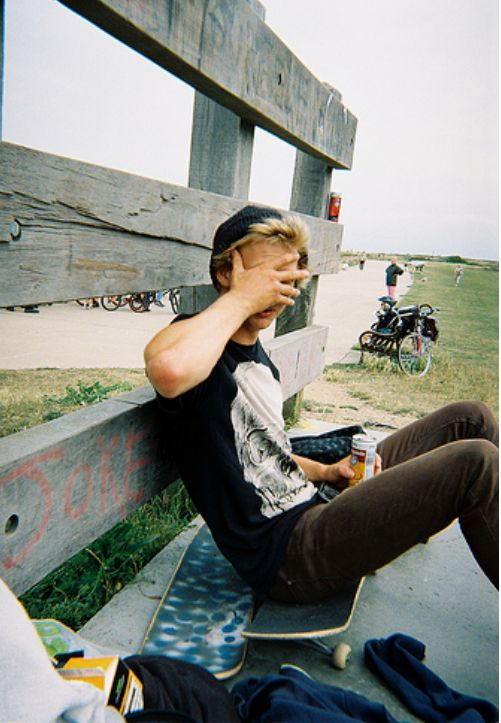 Theres just something about skater guys...