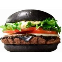 Join the Dark Side: A Black Burger?